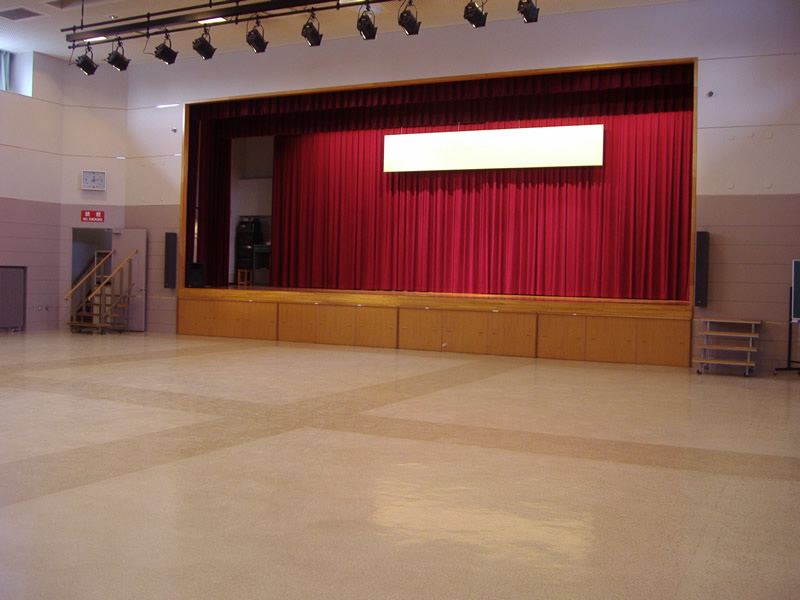 区民ホール1枚目の写真